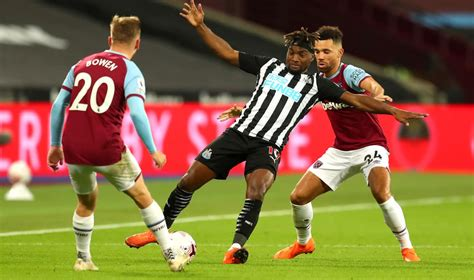 Highlights: West Ham United 0-2 Newcastle United | West ...