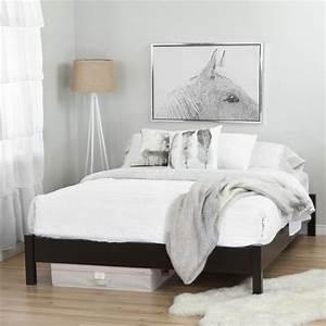 Rangement Sous Le Lit : bo te de rangement en toile sous le lit storit de meubles south shore walmart canada ~ Farleysfitness.com Idées de Décoration