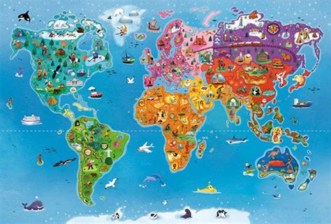 pin  orna varulker  kids world map city