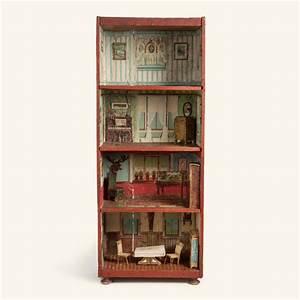 Dunham Cocoanut Dollhouse