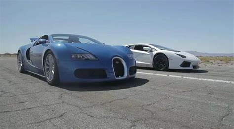 Is Bugatti Veyron Faster Than Lamborghini Aventador?