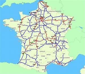 Carte France Autoroute : 120 projets de transports remis en question par l 39 cotaxe ~ Medecine-chirurgie-esthetiques.com Avis de Voitures