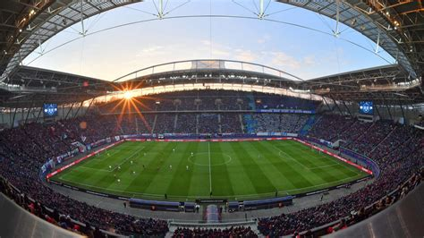 rb leipzig kein neues stadion verein kauft arena fussball