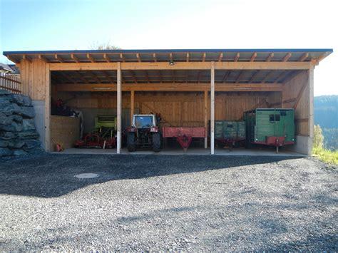 Garage Bauen Kärnten by Landwirtschaftliche Maschinenhalle Holzbau Schwarzenbacher
