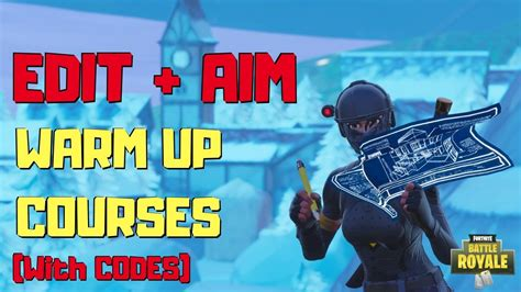 editing aiming warm  courses  codes
