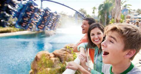 Bush Garden Ticket Price by 40 2 Park Tickets Seaworld Aquatica Busch Gardens