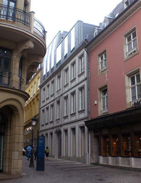 bureau des non r idents luxembourg architecte moreno liste des projets imaginés par notre
