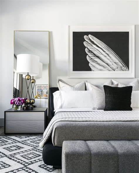 Bedroom Designs Black And White by 36 Black White Bedrooms Photos And Ideas For Bedrooms