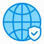 Security Internet Global Icon Icons Editor Open