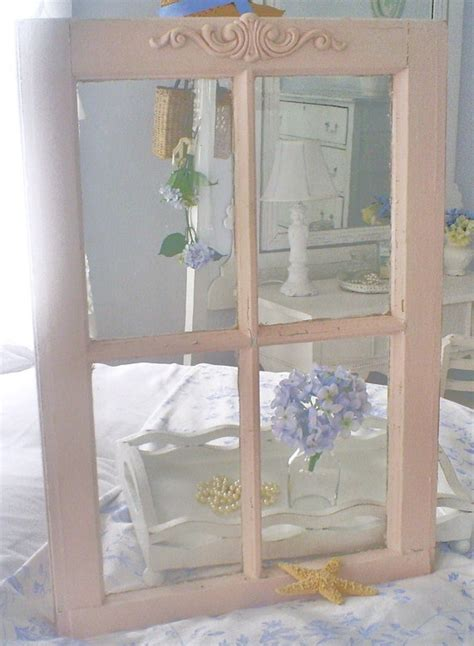 shabby chic window shabby chic window furniture cottage pink by backporchco 43 00 old window frames pinterest