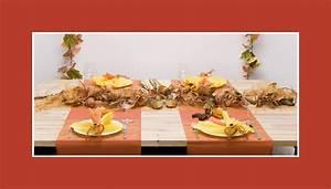 Einfache Herbstdeko Tisch : tischdeko geburtstag herbst in gelborange tan ~ Markanthonyermac.com Haus und Dekorationen