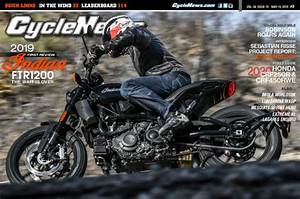 Cycle News Magazine #19: Indian FTR1200 First Review... - Cycle News