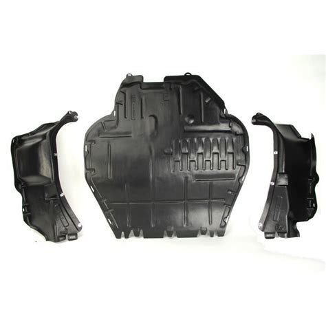 engine cover undertray  side panels hdpe  golf mk