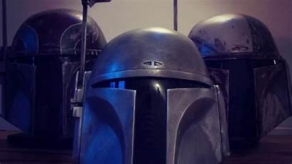 Mandalorian Helmet 1920