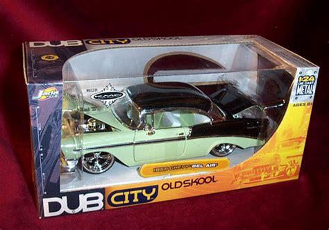chevy bel air green  skool dub city