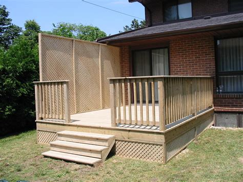 fencing for decks and patios icamblog