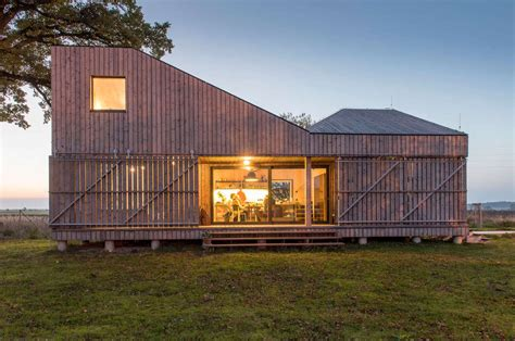 Wooden Houses : Low Energy Wooden House