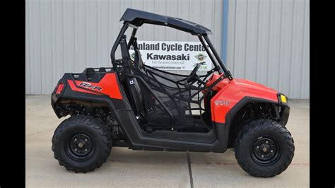 pre owned  polaris rzr  side  side youtube