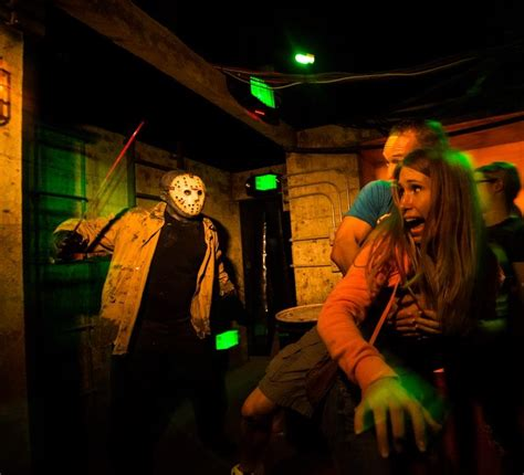 Halloween Horror Nights 25th Anniversary At Universal