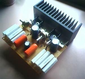 Schematics Diagrams  Mosfet Amplifier Schematic Diagram