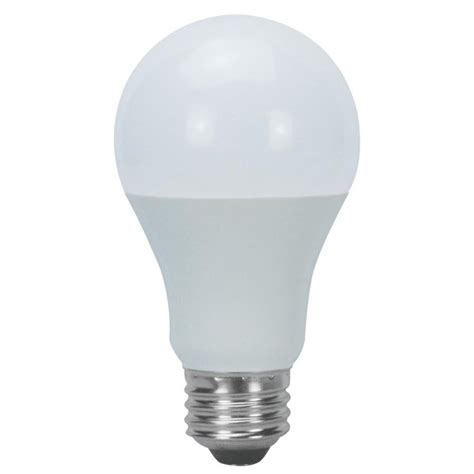 6 pack 60w equivalent warm white led light bulbs 9 98 at