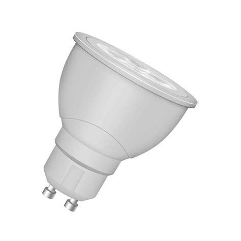 led gu10 osram osram led gu10 5 5w dimmable bulb 36d 350lm daylight