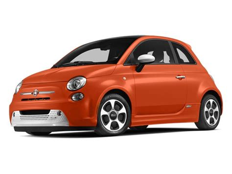 Electric Fiat by 2013 Fiat 500e Battery Electric Values Nadaguides