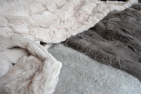 furniture cherry end tables faux fur throws throws blankets bed company