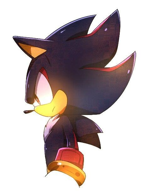 Sonic the Hedgehog as Shadow