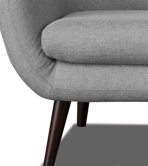 canapé 2 places design canap 233 2 places design en tissu gris clair axelle matelpro