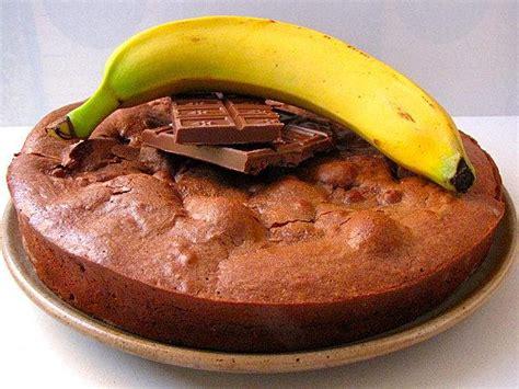 g 226 teau fondant chocolat banane 192 d 233 couvrir