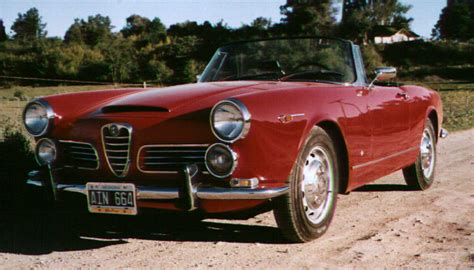 1966 Alfa Romeo 2600  Information And Photos Momentcar