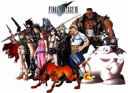 Ffvii Artwork Deviantart Fantasy Final Ff7 Characters