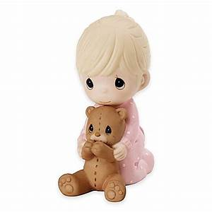 Buy Precious Moments® Praying Girl with Teddy Bear ...