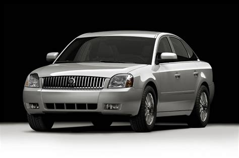 mercury montego consumer guide auto