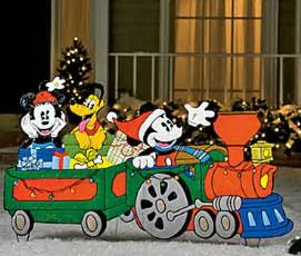 Rite Aid Christmas Tree Decorations by Jcpenney Mickey Yard Train 18 69 Shipped Down From 49 99