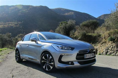 siege exterieur citroen ds5 sport chic photos