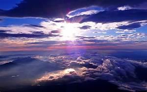 空・雲の壁紙(1680×1050)#1