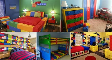 awesome lego themed bedroom ideas home design garden