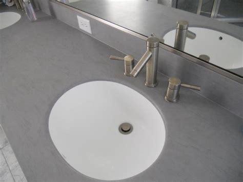 Corian Bowl by Bath Silverthorne Homebuilders Gray Corian Vanity Top