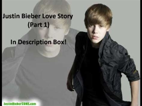 Justin Bieber Love Story
