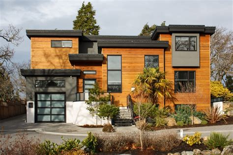 Stunning Modern West Coast Home