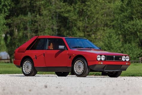 The Twincharged 1985 Lancia Delta S4 Stradale