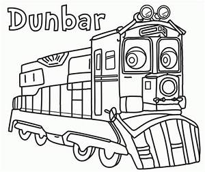 Chuggington Coloring Pages Coloring Home