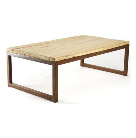 reclaimed elm coffee table modern rustic reclaimed elm wood rectangle coffee table 4528