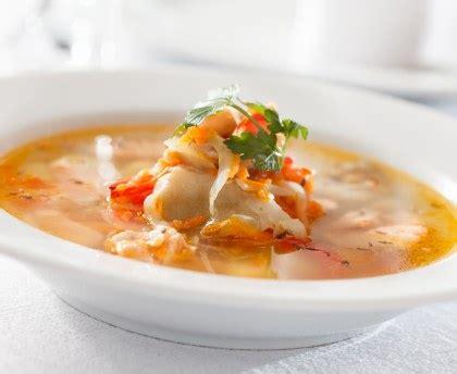 cuisine de pomme de terre soupe de poisson recette de soupe de poisson marmiton