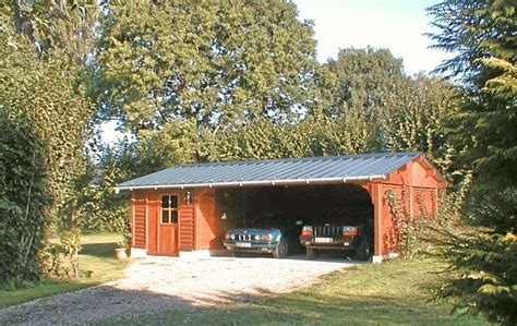 Garage Abri De Jardin by Garages Soci 233 T 233 Trefibois