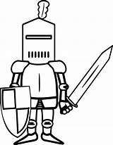 Sword Coloring Knight Swords Minecraft Knights Weapons Template Printable Sheets Popular Armor Coloringhome sketch template