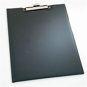 Support Bloc Note : durable porte bloc a4 avec rabat standard coloris noir bloc note durable sur ~ Teatrodelosmanantiales.com Idées de Décoration