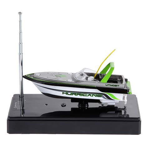Mini Boat Electric by New 4 Colors Radio Remote Rc Mini Speed Boat